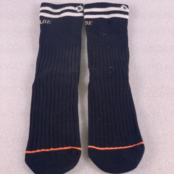 STANCE SOCKS NEW Women/'s Invisible 3 Pack Socks Black BNWT